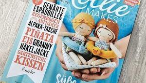 neue Mollie Makes Makeover Einblick Heft
