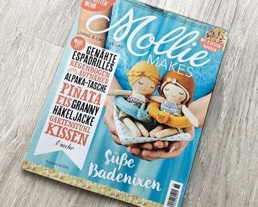 Die neue Mollie Makes mit Makeover – ein Einblick ins Heft