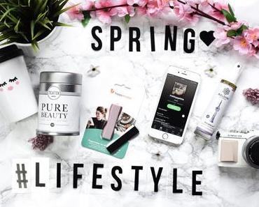 Meine Frühlings Must-Haves 2018 | Lifestyle