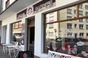 Welt-Zöliakie-Tag 2018 Ludwigshafen Vorabendtreffen Heller's Besuch love cakes