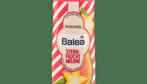 Balea Duschgel, Flüssigseife Deo-Bodyspray Sternfrucht Melone