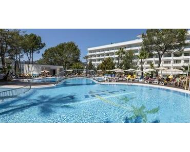 allsun Hotel Bella Paguera gehört jetzt zu den schönsten Hotels Mallorcas