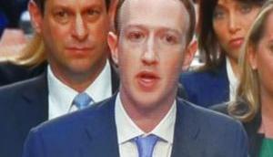 Peinlicher Auftritt Datenhehler Zuckerberg