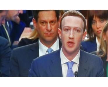 Peinlicher Auftritt für die EU mit Datenhehler Zuckerberg