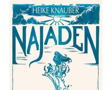 [Neuzugang] Najaden – Das Siegel des Meeres von Heike Knauber
