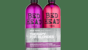 TIGI HEAD Dumb Blonde Therapy Blondes Shampoo Conditioner
