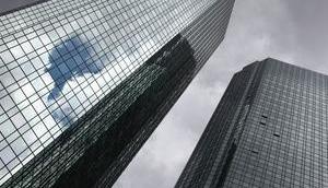 Deutsche Bank: Jeder zehnte fliegt