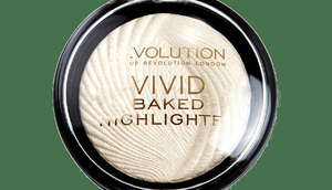 Makeup Revolution Vivid Baked Highlighter Golden Lights