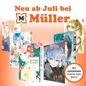 Kazé Manga sofort Müller!