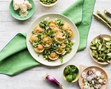 Rana Pasta – Die neue Bio-Vollkorn-Linie - + + + Bio-Zutaten in bester Qualität ++ beste italienische Pasta ++ Bio-Ravioli in 3 Sorten + + +