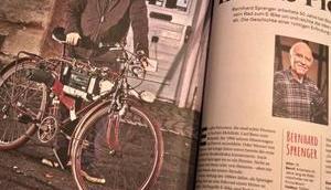 kann neue Fahrradmagazin KARL?