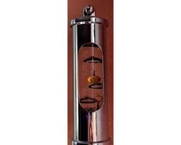 Wie funktioniert das Galilei Thermometer?