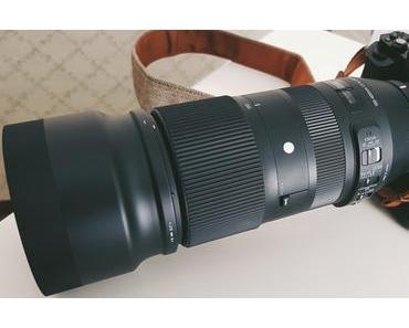 SIGMA 100-400MM f/5-6.3 DG OS HSM Contemporary