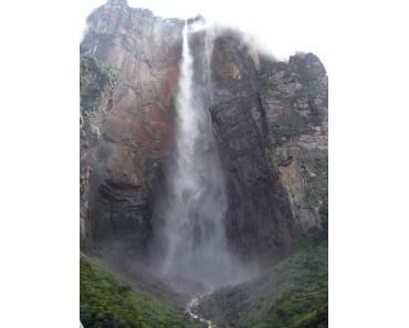 Salto Angel – der höchste Wasserfall der Erde
