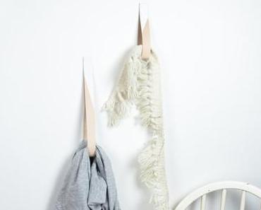 DIY Garderobe aus Leder | mein Beitrag für das tesa ePaper
