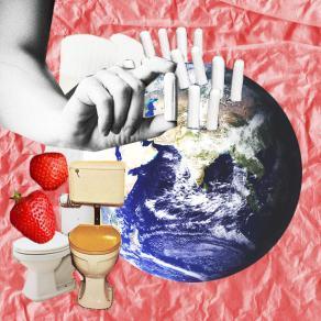 3 ARGUMENTE FÜR NACHHALTIGE FRAUENHYGIENE zum Weltumwelttag