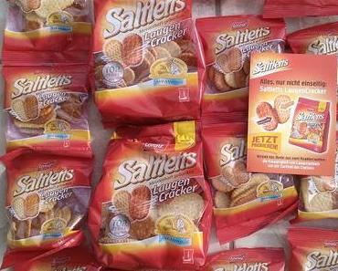[Werbung] Saltletts LaugenCracker