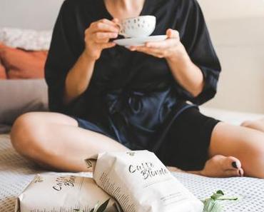 Mein Morgenritual mit Caffè Blonde von Tchibo