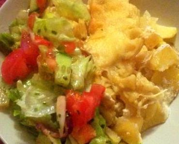 Kartoffelgratin [vegetarisch]