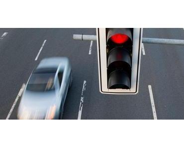 Blitzanlagen an Verkehrsampeln