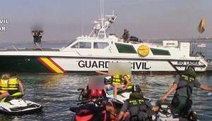Patroullienboote wieder unterwegs