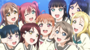 Erlebt Love Live! Sunshine!! Wonderful Stories Konzert deutschen Kinos
