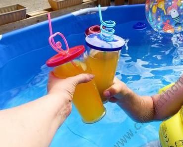 Zu jeder Zeit im eigenen Pool von Poolsana entspannen #FramePool #Sommer #Abkühlung