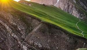Unterwegs Dolomiten