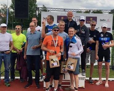 Rennbericht: ALBGOLD Triathlon-Liga Erbach