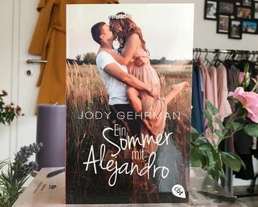 |Rezension| Jody Gehrman - Ein Sommer mit Alejandro