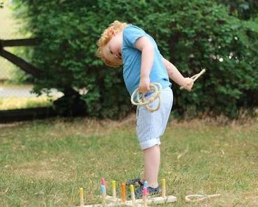 Sommer- Klassiker: Tolle Outdoorspiele für Kinder & Rabattcode