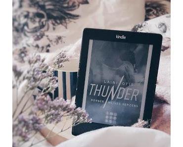 Highlight im Juni - Thunder - Donner meines Herzens von Laini Otis