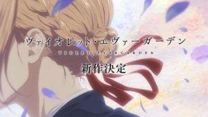 Violet Evergarden wird als Anime-Film fortgesetzt