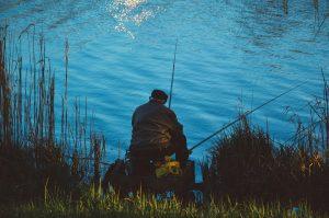 Die günstigste Zeit zum Fischen