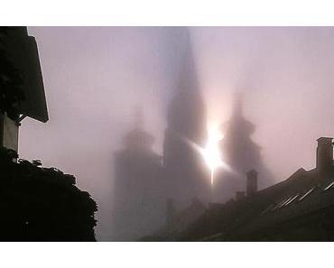 Bild der Woche: Mariazell Basilika Morgenstimmung