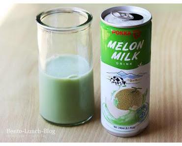 Melon Milk Drink, Pokka