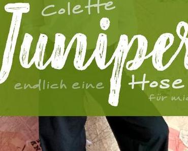 Schöne Hosen dank Colette Juniper