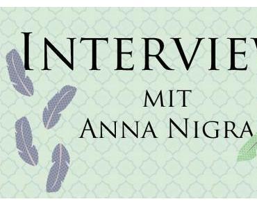 [Autoreninterview] Im Gespräch mit Anna Nigra