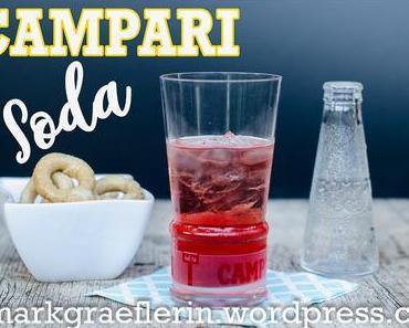 Apéro für Puristen: Campari Soda, on the Rocks oder geschüttelt