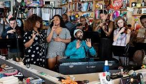 Tiny Desk Concert: Morton