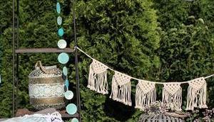 Palettenlounge Deko Inspiration Terrassengestaltungs Ideen