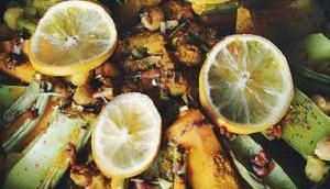 Vegane Tajine Verliebt marokkanische Küche
