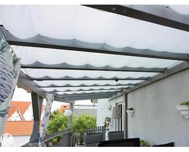 Sonnensegel Balkonbeschattung – Teil 2: Sonnensegel