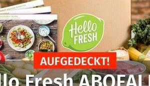 AUFGEDECKT! Hello Fresh ABOFALLE? Erfahrungen zeigen…