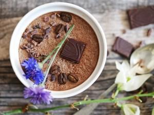 Kaffee-Aroma ohne Kaffee +++ Coffee-Flavoured-Chia-Pudding