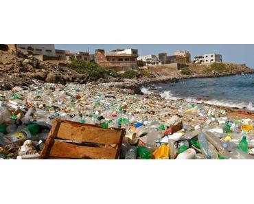 Plastikflut vor Mallorca