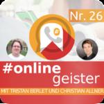 Die Grenzen von WhatsApp — #Onlinegeister Nr. 26 (Social-Media-Podcast)