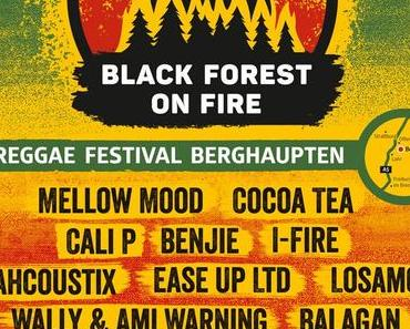 Black Forest On Fire Festival Mix 2018| free download