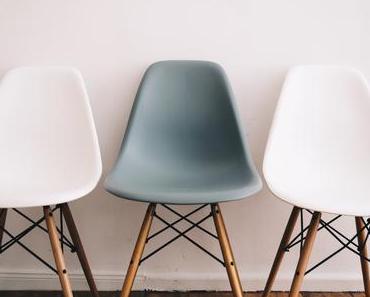 Bewährter Stuhlklassiker: der Eames Plastic Side Chair DSW