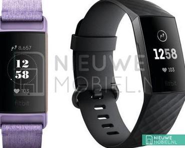 Fitbit Charge 3 – Beliebtester Fitness Tracker bekommt einen Nachfolger